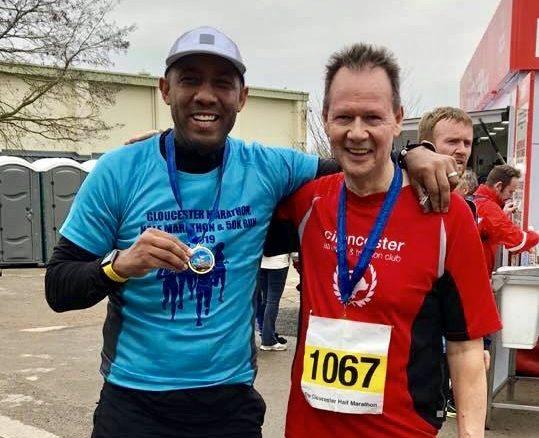 Gloucester half Marathon